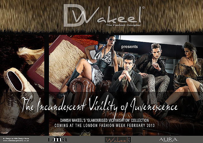 Leaflets Design for Danish Wakeels Glamourised Victimisation collection events ~ London